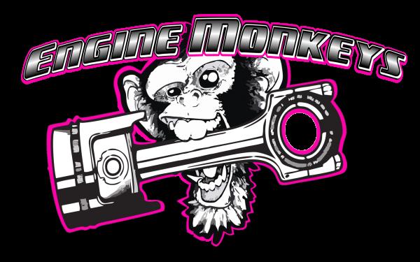 Engine Monkeys Motorinstandsetzung Affe Pleuelstange Kolben und Zylinderkopf.